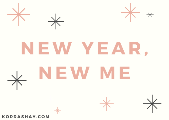 New year, new me! How to set realistic new year resolutions!