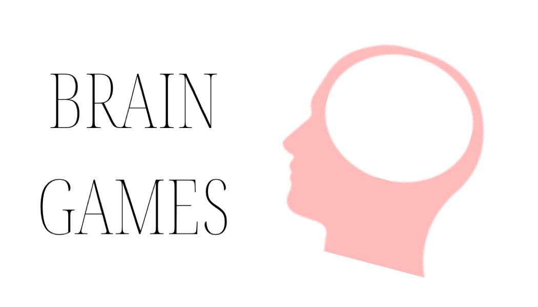 50 ideas for self improvement! Idea for self improvement: brain games.