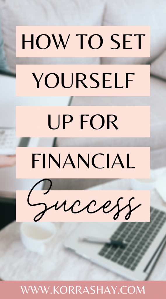How to set yourself up for financial success in your twenties