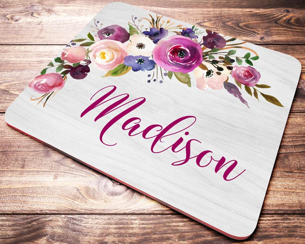 Gift Ideas For People Who Work From Home- personalized mouse pad