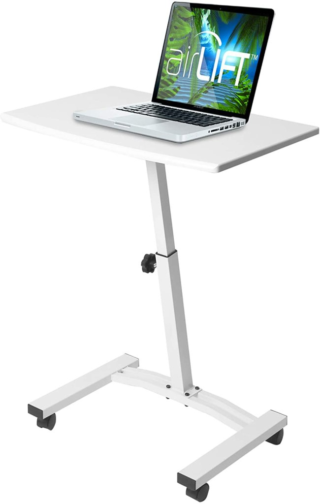 work at home gift idea- affordable standing desk