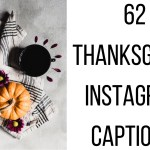 62 thanksgiving instagram captions!