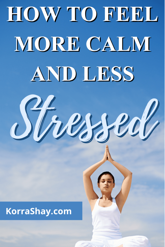 27 Ways To Feel Calm When You're Stressed