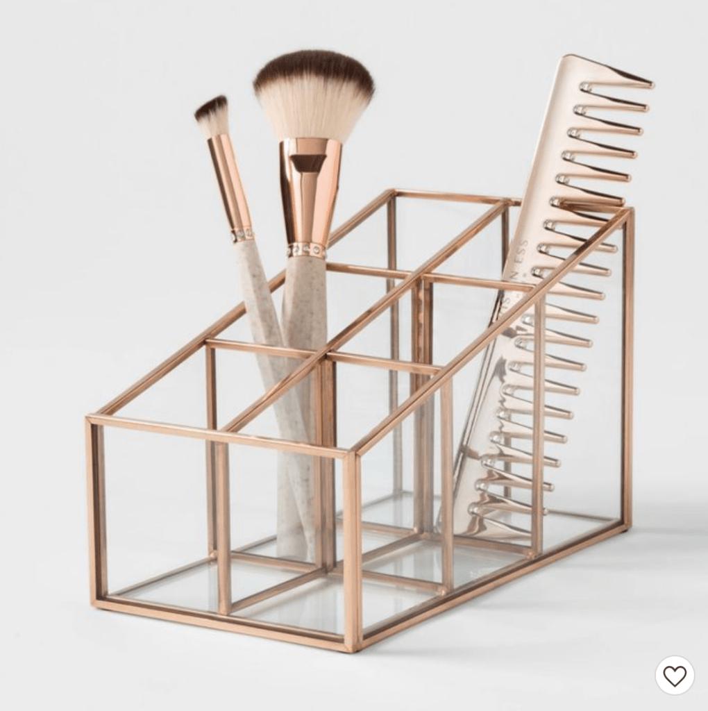 Target organization favorites vanity