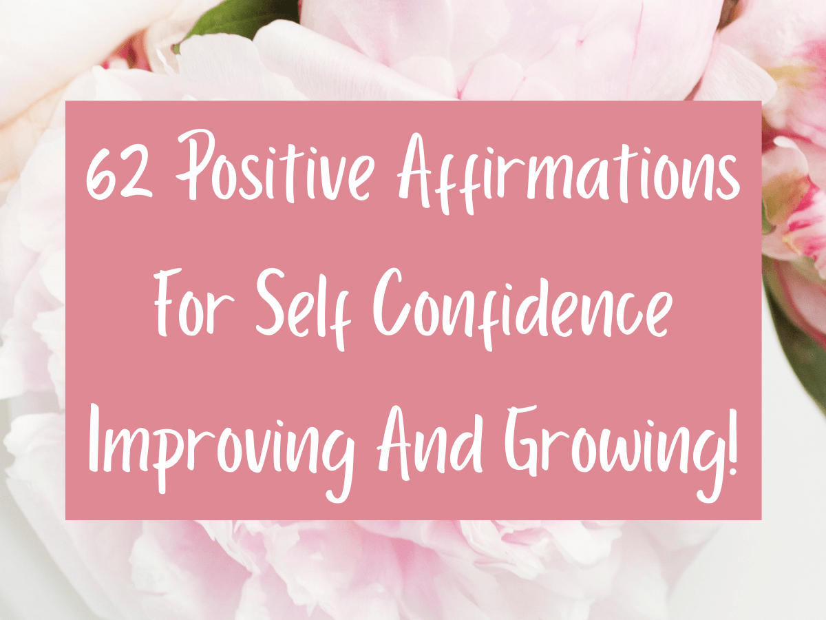 positive affirmations self confidence