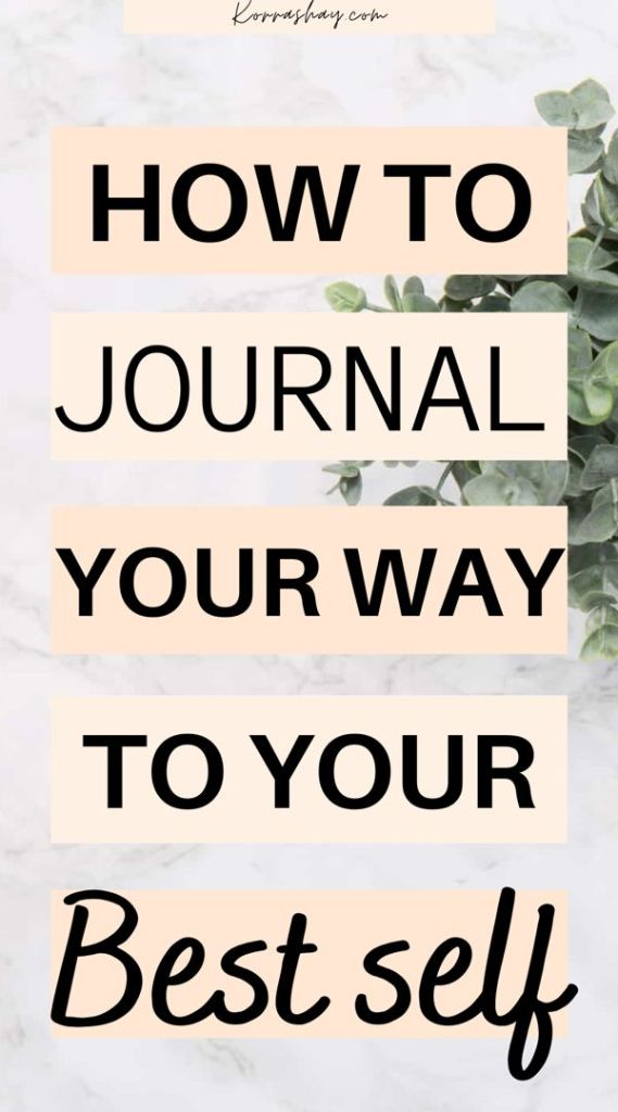 75 Self Improvement Journal Prompts: how journaling leads to self improvement