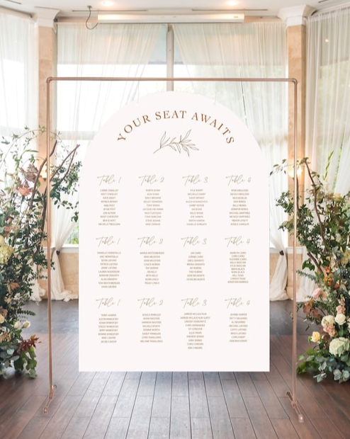 21 Modern Wedding Day Signs For Modern Couples!